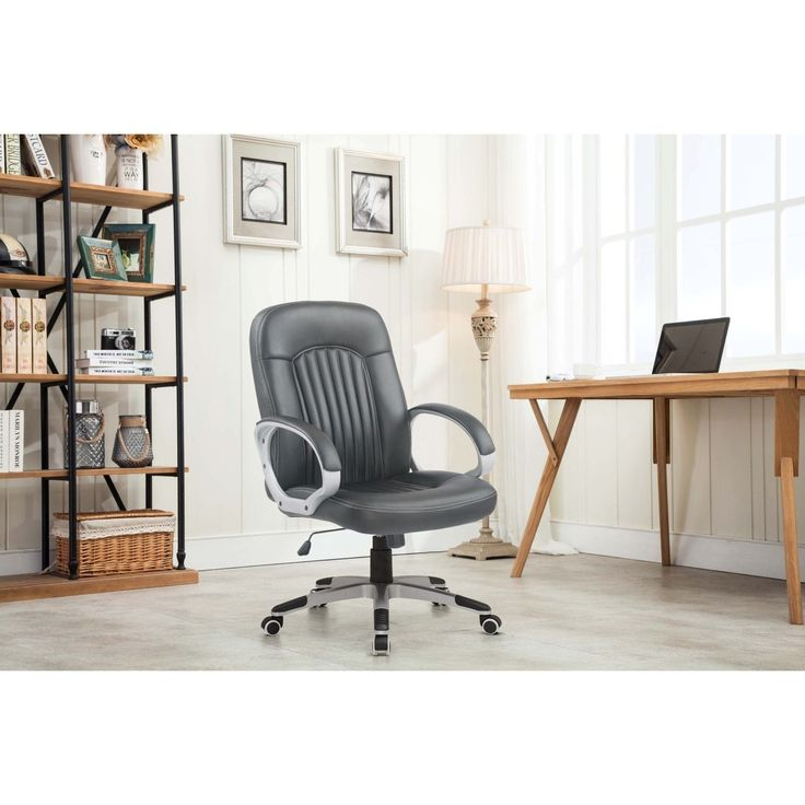 Porthos Home Harlan Executive Office Chair