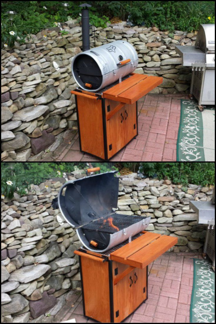 If you want an awesome BBQ grill for your backyard, then you'll want to take a…