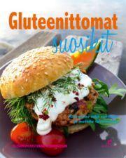 Gluteenittomat suosikit (24.10e suomalainen kirjakauppa)