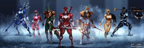 mighty morphin power rangers the movie 2016 - Google Search