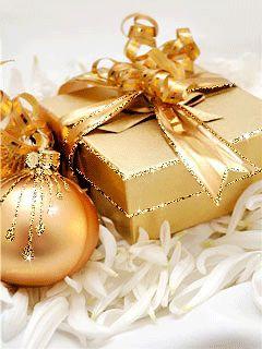 Christmas Gifts (GIF)