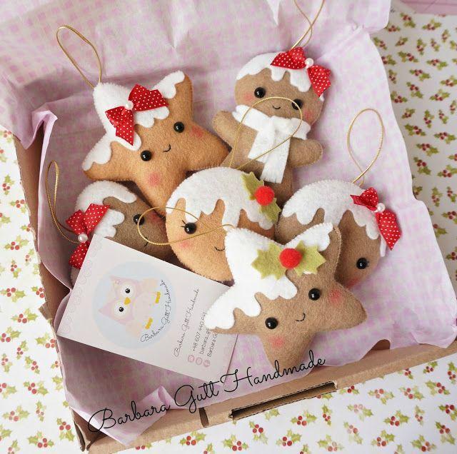 1fd594fa36c1061f58ad77b6ca3e2307--felt-ornaments-desserts.jpg (640×636)