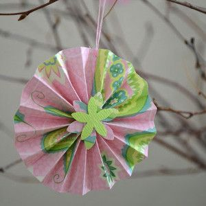 90 Best Flower Crafts Images On Pinterest