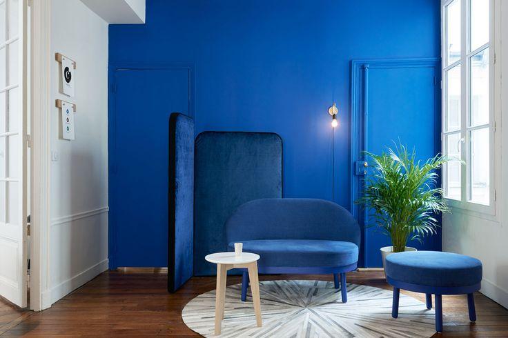 L'Abbate Italia: Cepheïd Consulting - Paris.    Project: Le Tiroir Design Studio.    Paltò collection > design Le Tiroir.      © photo Alex Profit.