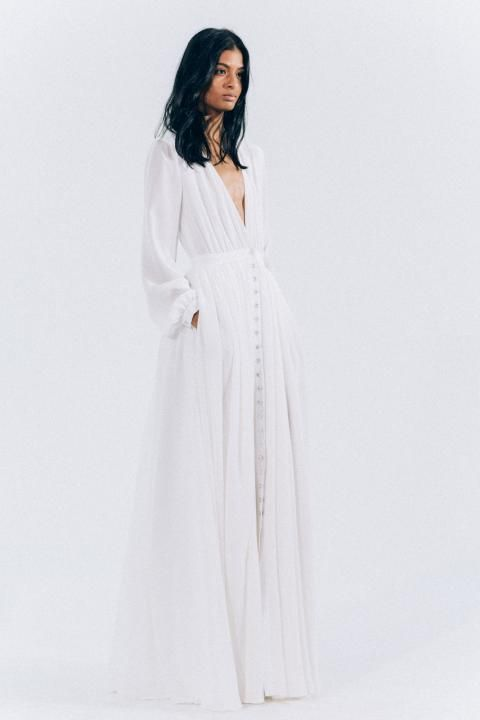Houghton Bride: Galina Gown  Available in London @theloversbride