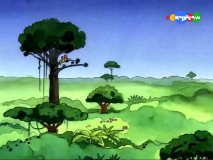 ''Тропические леса'' Развивающий мультфильм для детей