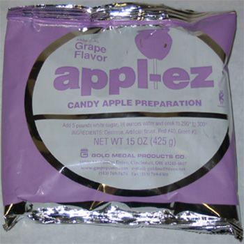 Apple-EZ Purple Candy Apple Mix