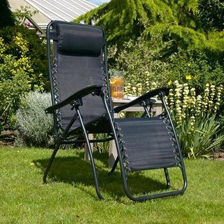 Sit back and relax with the Ultimate Zero Gravity Chair available at CareCo from £47.99.