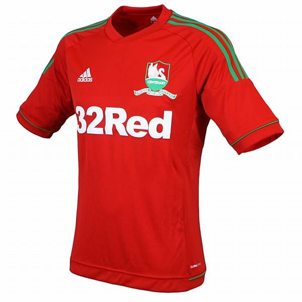 Swansea City adidas 2012-13 Away
