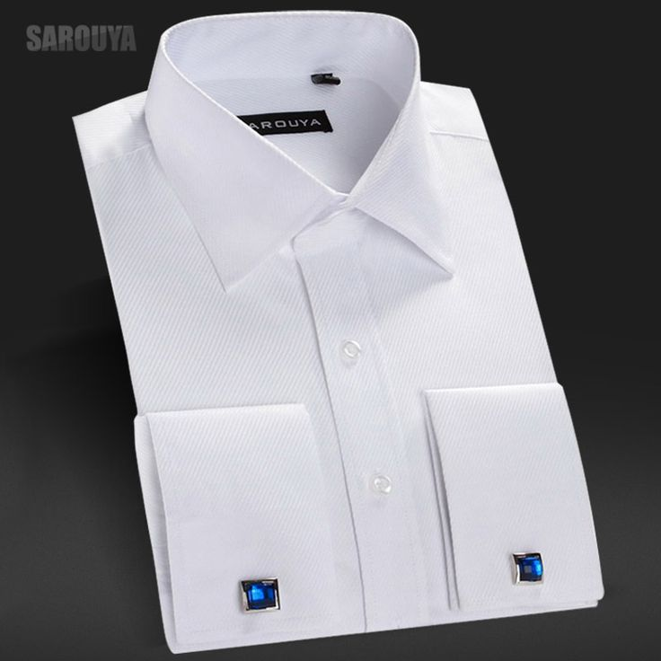 Best 25  Shirts with cufflinks ideas only on Pinterest | Men's ...