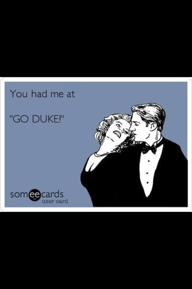 Love me some DUKE basketball !!!!!