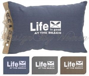 Poduszka Life Brown 60 x 38