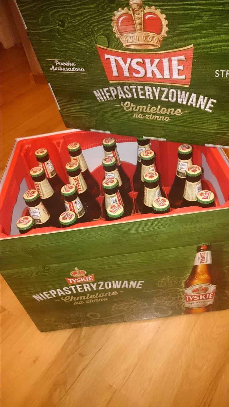 #AmbasadorMarki #piwo #Tyskie #TyskieKlasyczne #streetcom
