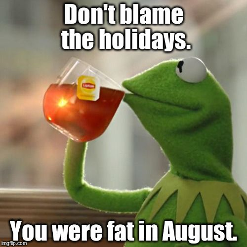 And now Kermit has a skinnier girlfriend.