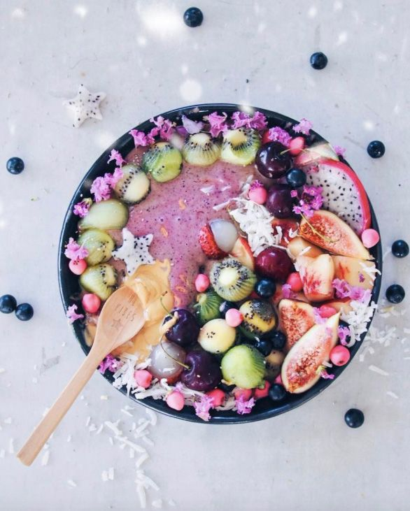 how to make a popular food instagram