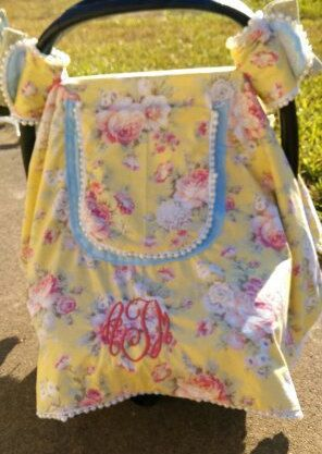 infant car seat canopy baby car seat canopy by minicupcakes1021