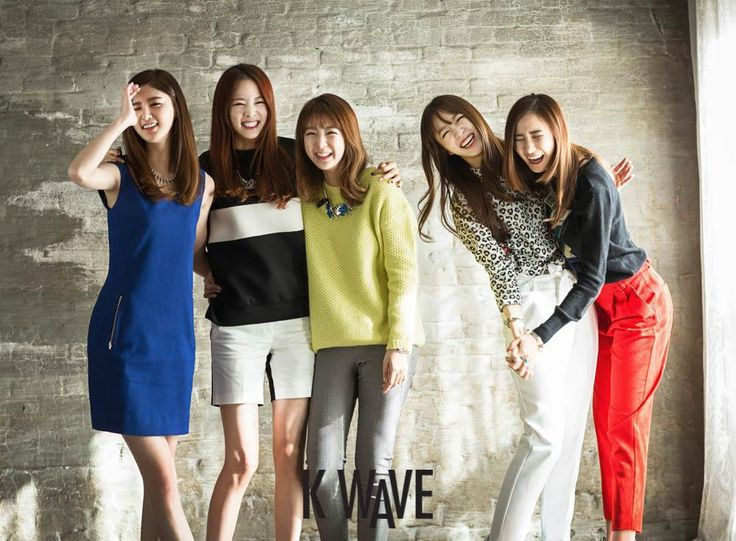 EXID K Wave 4 - Soompi France