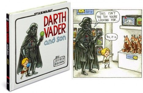 vader and son book