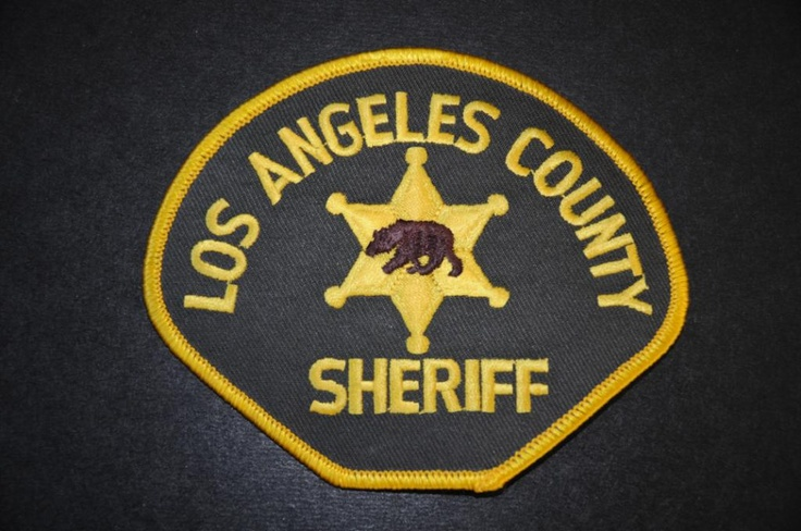 Los Angeles County Sheriff Patch, California (Current 1961 Issue)