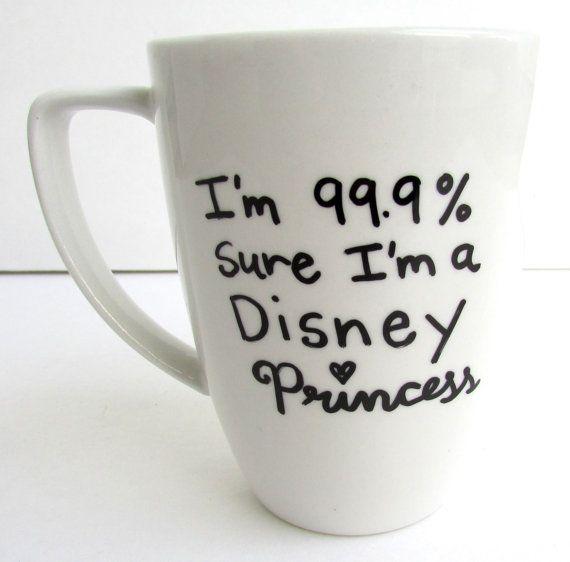 La principessa Disney  999 sicuro di che essere di FruitfulFeet, $13.50