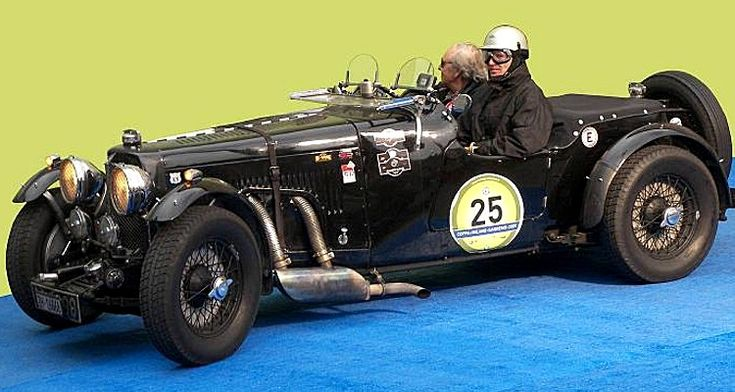 voiture produite de 1932 1934 aston martin le mans 1 5 litre series ii moteur 4 cyl 1 5l 70. Black Bedroom Furniture Sets. Home Design Ideas