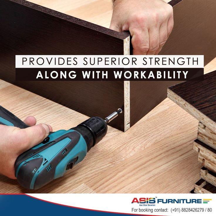 The ASIS MDF boards are manufactured using great modern technology which gives them superior strength combined with workability in all directions.   Shop at : http://bit.ly/1TRUbB1