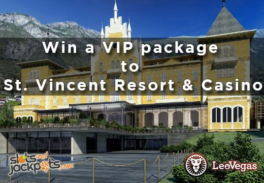 Jackpot casino saint vincent