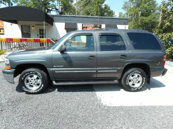 2002 Chevrolet Chevy Tahoe LS PMTS START @ $250/MONTH & UP ( Chevrolet_ Tahoe_ LS) $6900