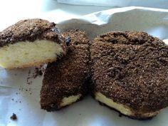 Tortitas negras caseras