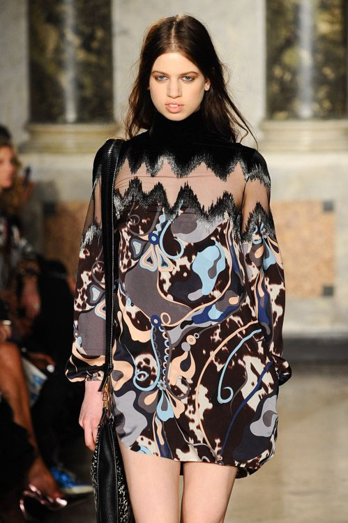 EMILIO PUCCI 2014AW Collection