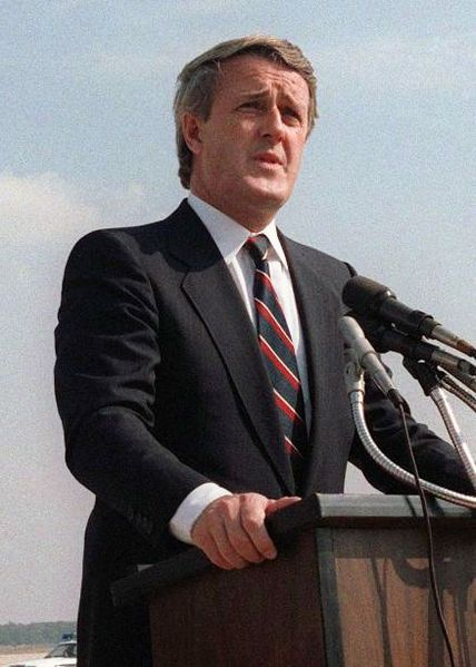 Brian Mulroney (1984 - 1993) Conservative Party
