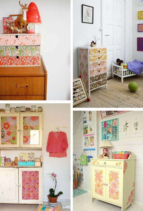 les 22 meilleures images du tableau meuble customise sur pinterest idee deco commodes et. Black Bedroom Furniture Sets. Home Design Ideas
