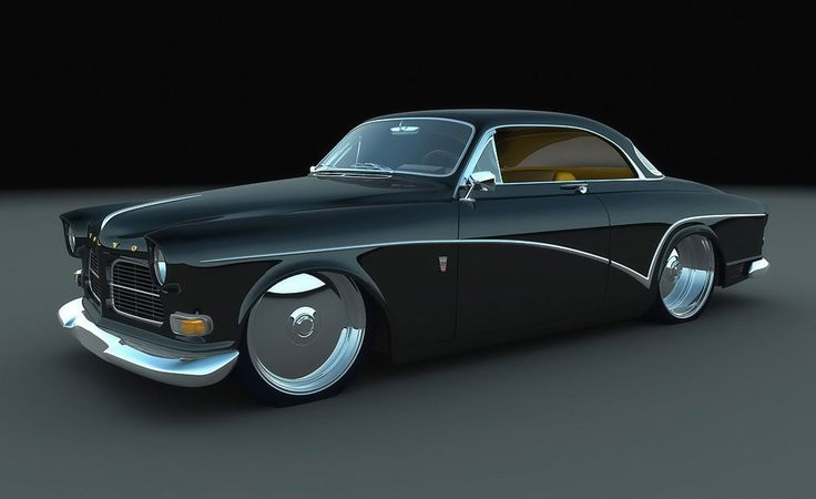 Oh, how I wish, wish, wish this vintage Volvo concept car actually existed! (...and that I had the money to pay for it.)
