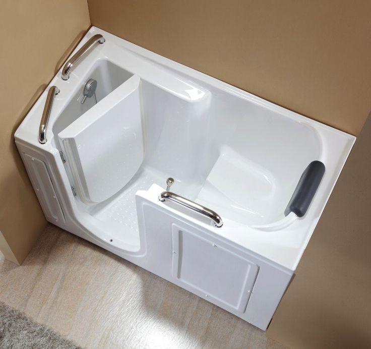Стандартная #ванна не помещается в Вашей ванной комнате, а Ваши дети обожают купаться? Выберите глубокий акриловый душевой #поддон с сиденьем (#миниванна), который сочетает в себе преимущества ванны и душевого уголка. Главное преимущество миниванны - глубина - универсальность и минимум пространства для её размещения. #сантехника  Выбрать на сайте: http://santehnika-tut.ru/vanny/