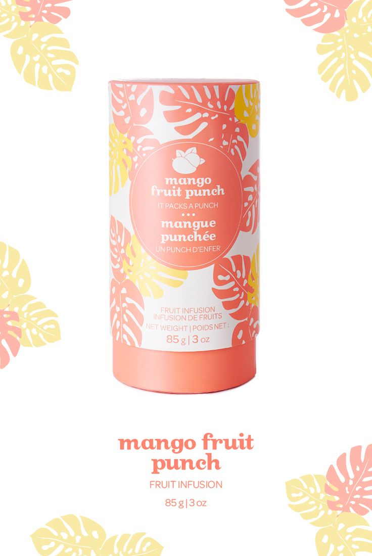 This fruity blend of strawberries, pineapple and orange tastes just like fruit punch.