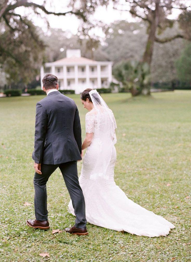 Married Under an Oak Tree in Eden Gardens State Park