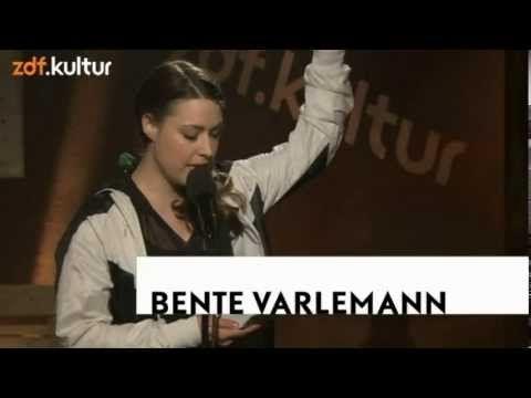 Bente Varlemann - Was ich habe | Poetry Slam Berlin (ZDFKultur 2013)