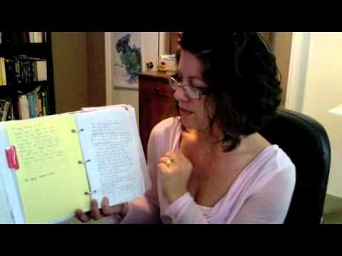 Prayer Notebook. This is an AWESOME video to show you how to get started with a prayer journal. This lady is a genius!