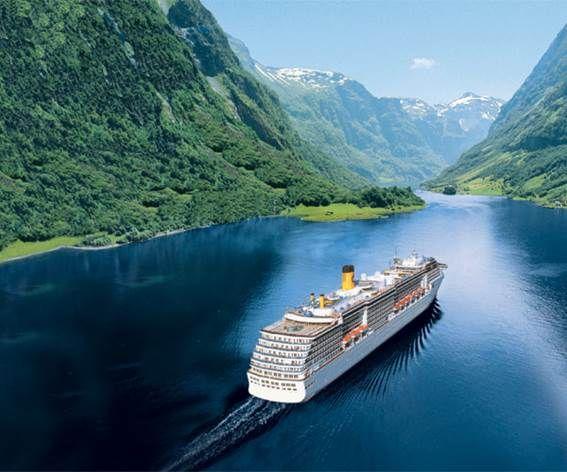 Crucero por Los Fiordos Noruegos - La mochila de Lola