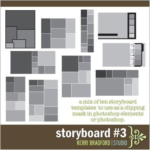 18 best Photo Templates images on Pinterest Storyboard - digital storyboard templates