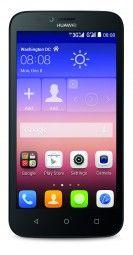 Huawei Ascend Y625 4GB DUAL-SIM Smartphone schwarz - DE Ware