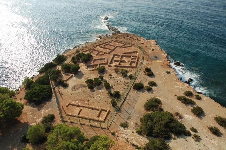 Poblado fenicio sa Caleta. Ibiza