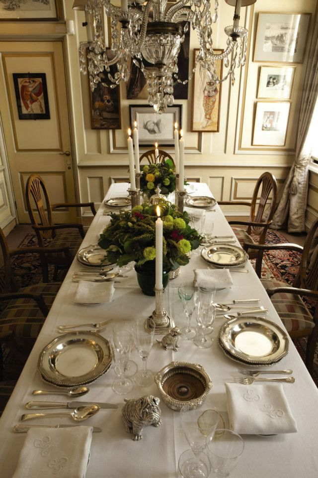 1000 ideas about formal dinner on pinterest table. Black Bedroom Furniture Sets. Home Design Ideas