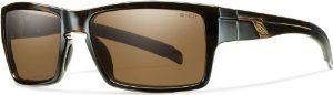 Smith Optics Outlier Sunglasses, Tortoise, Brown by Smith Optics. $80.00. Evolve Frame Material with Hydrophilic Megol Nose and Temple Pads. Carbonic, Polarized TLT Lenses. Medium Fit/Medium Coverage. 6 Base Lens Curvature. From the Manufacturer                Careful modern refinement and clean lines are complemented by the performance features essential to the Smith brand DNA. A forward, stylish model that combines simple form with sensibly considered technical e...