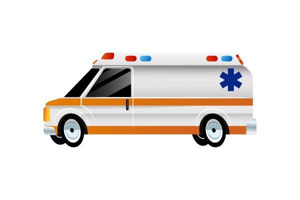 Ambulance Vector #ambulancevector #vectorpack http://www.vectorvice.com/cars-vector