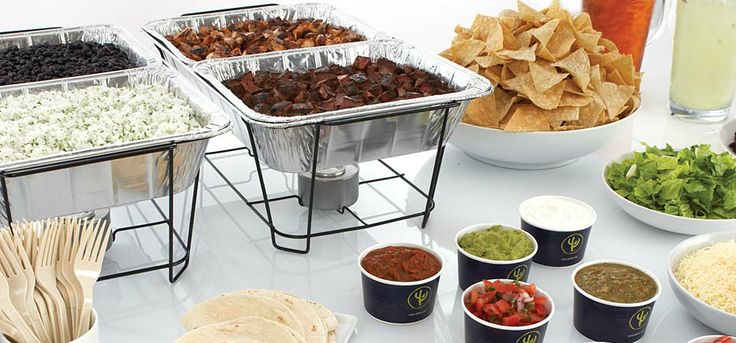 High School Graduation Party Menu | Explore Qdoba's catering menu below, find your local Qdoba with the ...