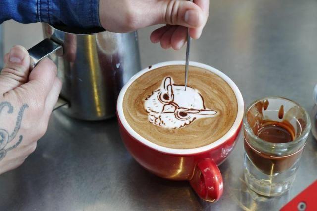 Kawę z takimi wzorkami piłabyś w nieskończoność. Zobacz niezwykłą galerię zdjęć