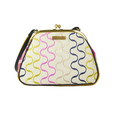 Squiggle Purse by Karen Wilson Hand Bags