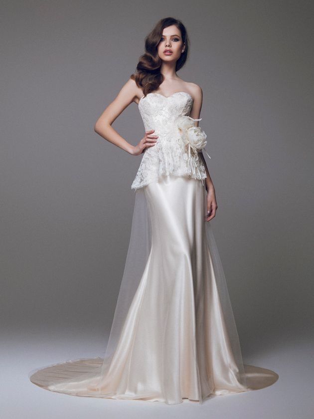 Gorgeous Blumarine Wedding Dresses 2015