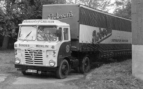1973 FODEN - Robson
